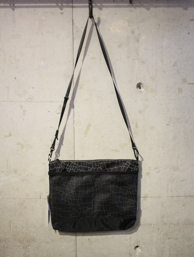 RADIALL  「 SMOKEY CAMPER - SHOULDER BAG / SPIDER 」  サコッシュ