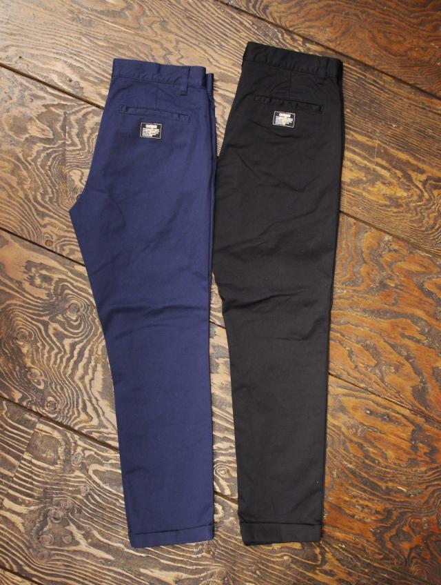 CHALLENGER   「STRETCH NARROW CHINO PANTS」  ストレッチナローチノパンツ