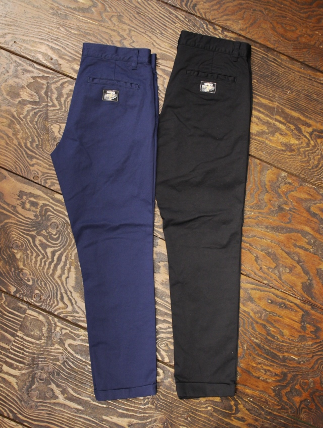 CHALLENGER   「STRETCH NARROW CHINO PANTS」  ストレッチナローチノパンツ