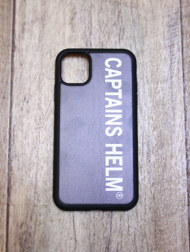 CAPTAINS HELM 「iPhone CASE -Trademark 11」 iPhone11ケース