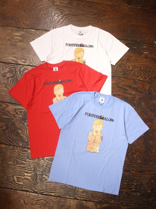 SOFTMACHINE  「INKED KIDS - T」 プリントティーシャツ