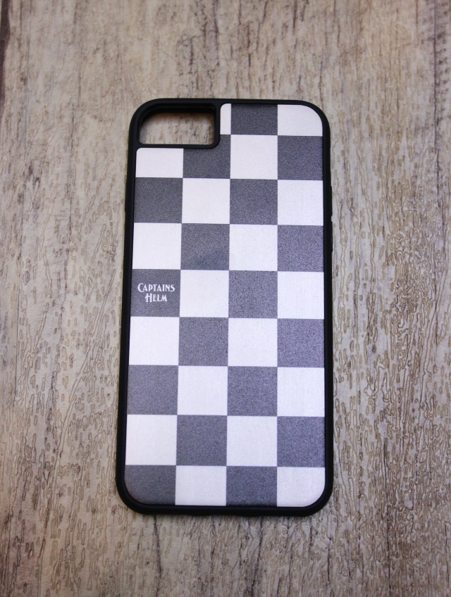 CAPTAINS HELM 「iPhone CASE -Checker 6/7/8」 iPhone 6/7/8ケース