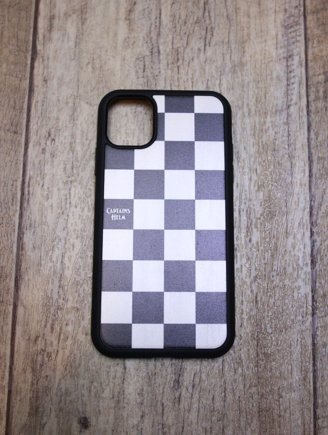 CAPTAINS HELM 「iPhone CASE -Checker 11Pro」 iPhone 11Proケース