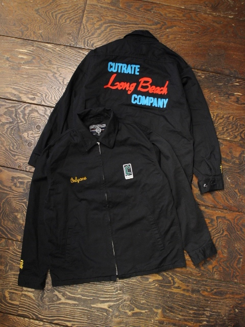 CUT RATE  「FACTORY JACKET」 ワークジャケット