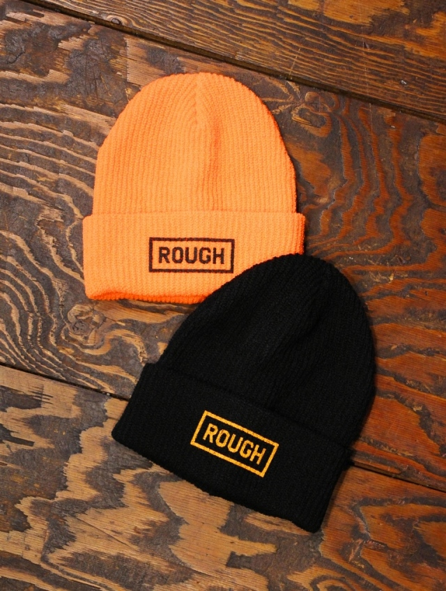 ROUGH AND RUGGED  「BRIGHT」 ワッチキャップ