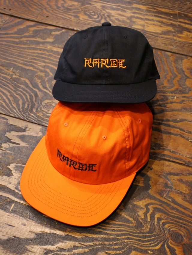 ROUGH AND RUGGED  「DESIGN CAP-01 」 6パネルキャップ