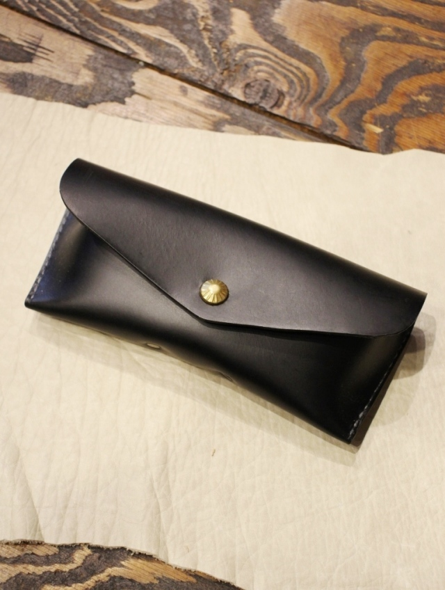 DEXTER  「 Leather Glasses case 」  グラッシーズケース