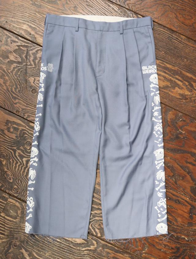 Black Weirdos  「 Cutoff Chino Pants 」 カットオフスラックス