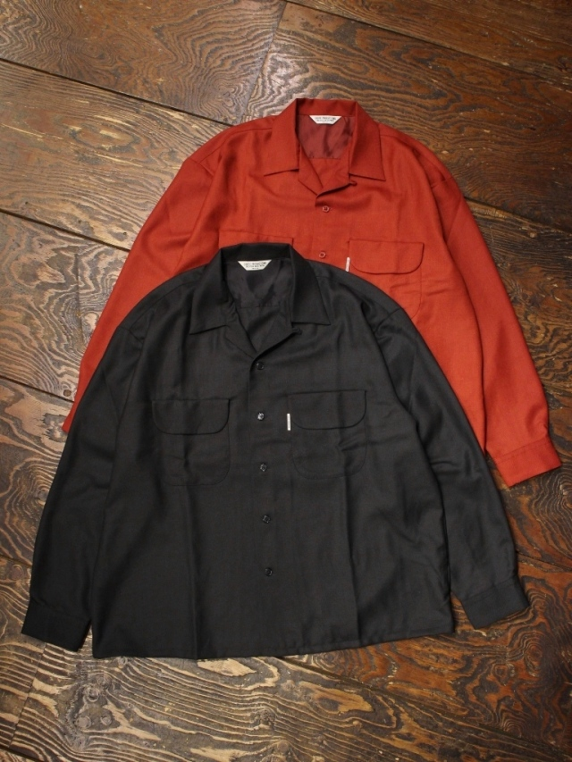 COOTIE  「 T/W Board Shirt 」 ブロードシャツ