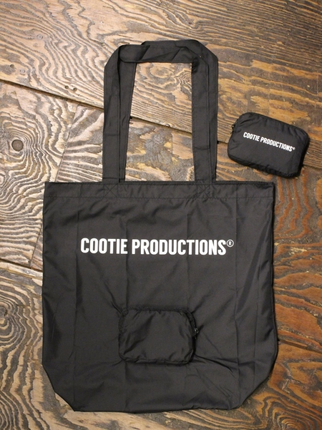 COOTIE   「 Packable Tote Bag 」  パッカブルトートバッグ