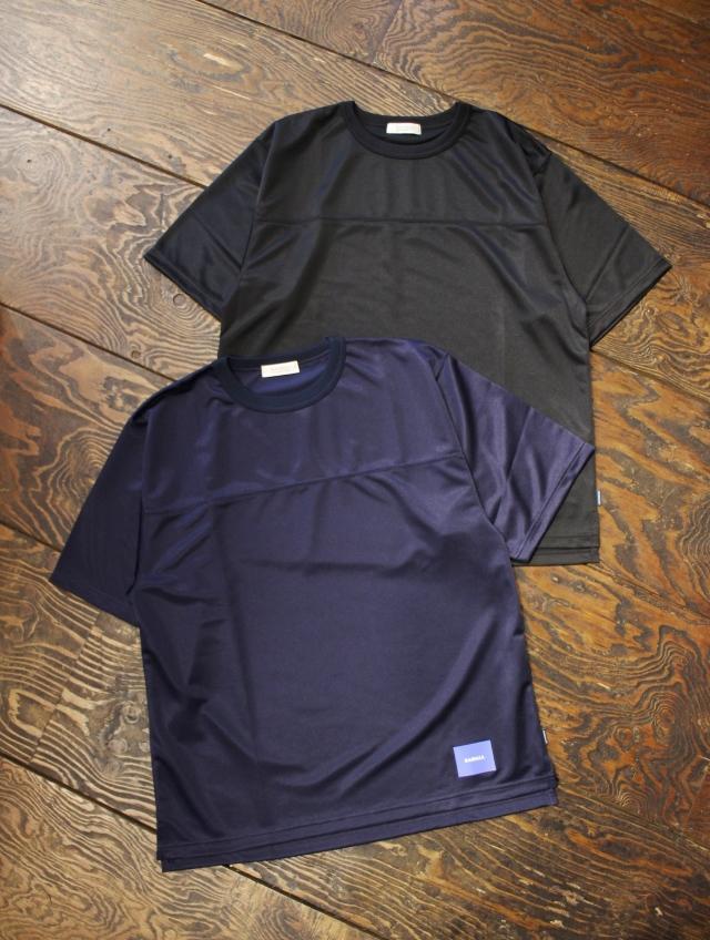 RADIALL    「FLAV - CREW NECK T-SHIRT S/S」 ゲームシャツ
