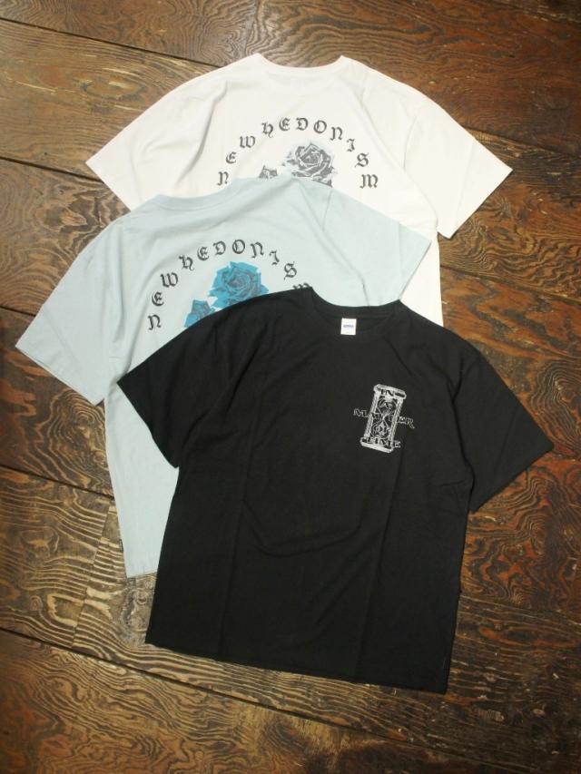 RADIALL    「MATTER - CREW NECK T-SHIRT S/S」 プリントティーシャツ