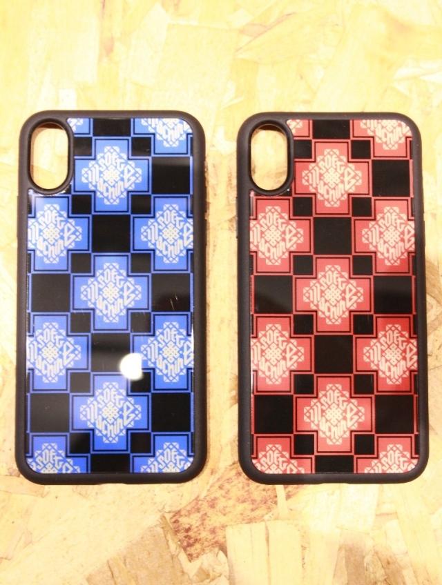 SOFTMACHINE   「TRIBUS iPhone CASE X & XS」 iPhone X & XS ケース