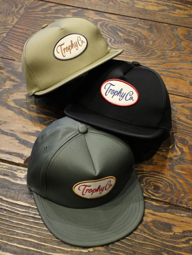 TROPHY CLOTHING  「Gas Worker Tracker Cap」  トラッカーキャップ