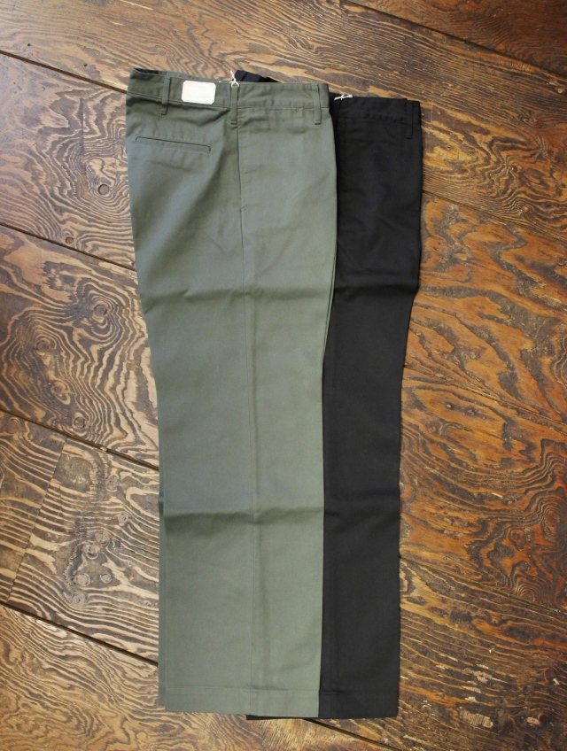 TROPHY CLOTHING  「Gas Worker Trousers」  トラウザーズ