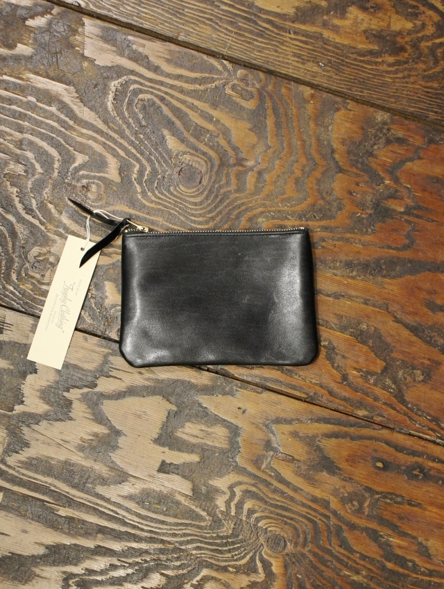 TROPHY CLOTHING  「Horsehide Utility Pouch  (SMALL)」  ホースハイド レザーポーチ