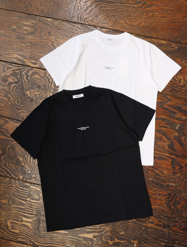 ROTTWEILER  「 CHEST LOGO TEE 」  プリントティーシャツ