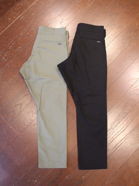 CAPTAINS HELM  「 #CAPTAIN'S 60/40 CLOTH PANTS 」  ワークパンツ
