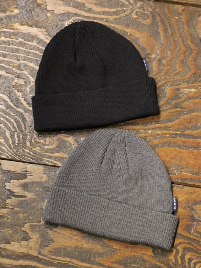 SON OF THE CHEESE  「Silk Linen KNIT CAP」  ニットキャップ