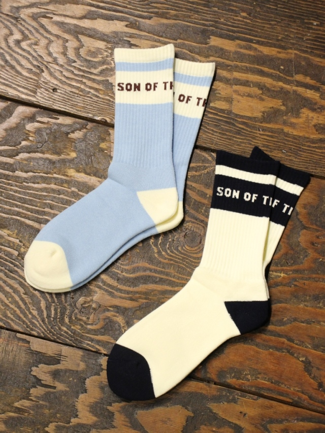 SON OF THE CHEESE  「POO LSOX」  ソックス
