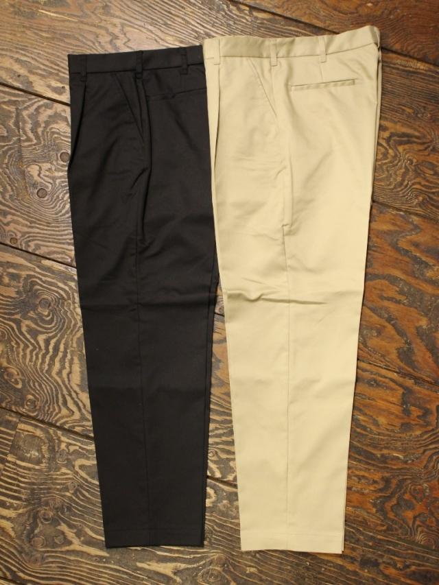 SON OF THE CHEESE  「WIDE TACK PANTS」  ワイドタックパンツ