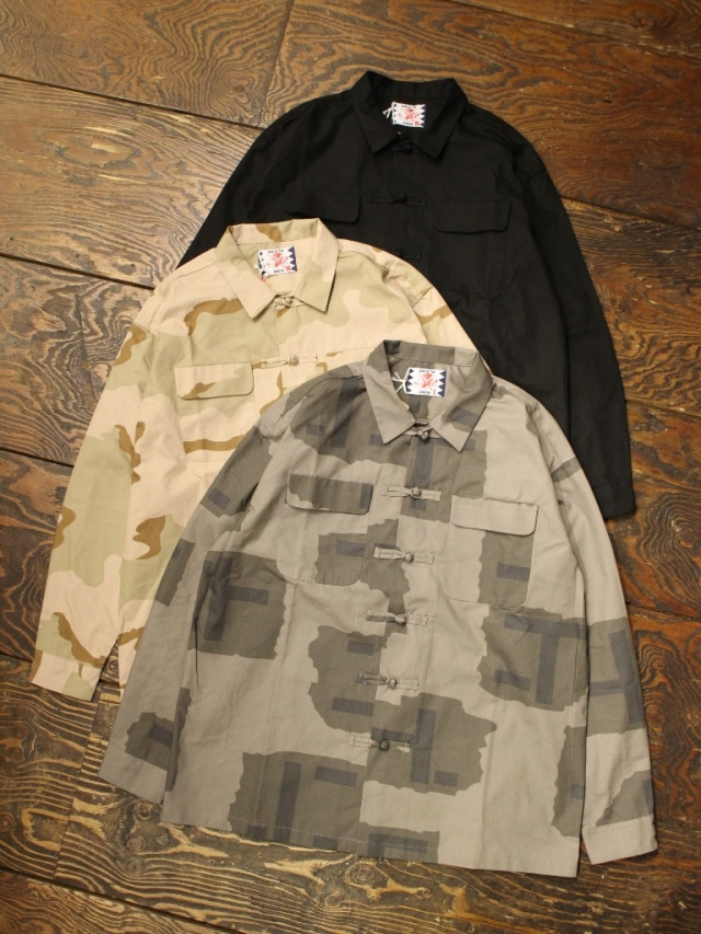 SON OF THE CHEESE  「China Shirt」  チャイナシャツ
