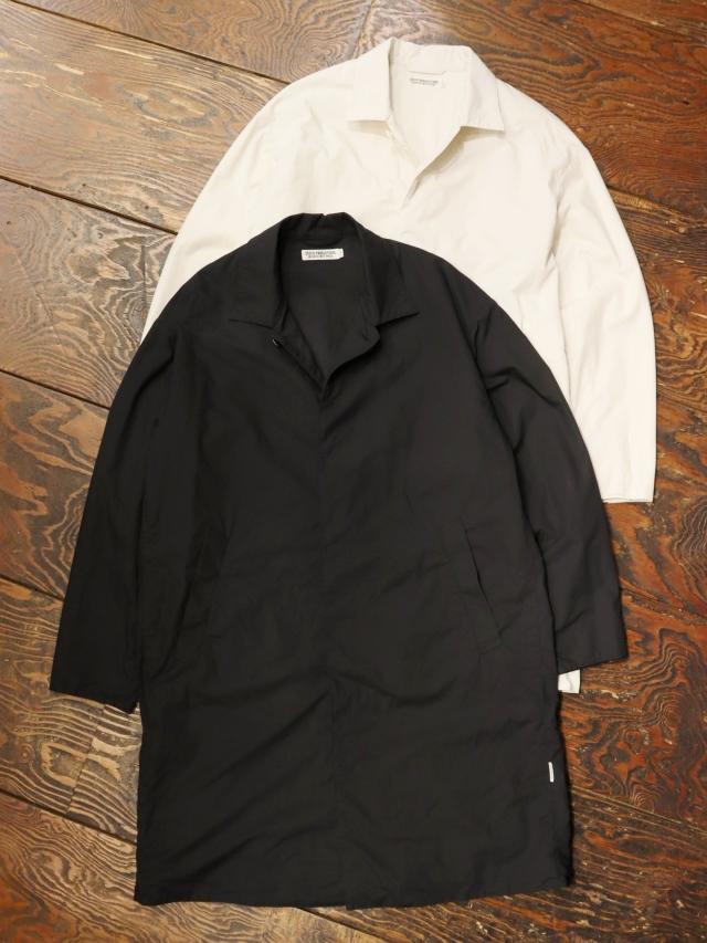 COOTIE  「Padded Bal Collar Coat 」  バルカラーコート