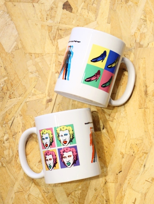 SOFTMACHINE  「GALLERY MUG」 マグカップ