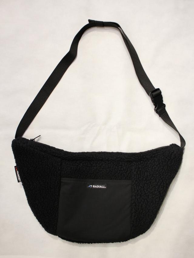 RADIALL  「SMOKEY CAMPER - SHOULDER BAG」  ショルダーバッグ
