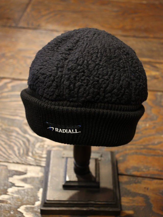 RADIALL  「SMOKEY CAMPER - WATCH CAP」  ワッチキャップ