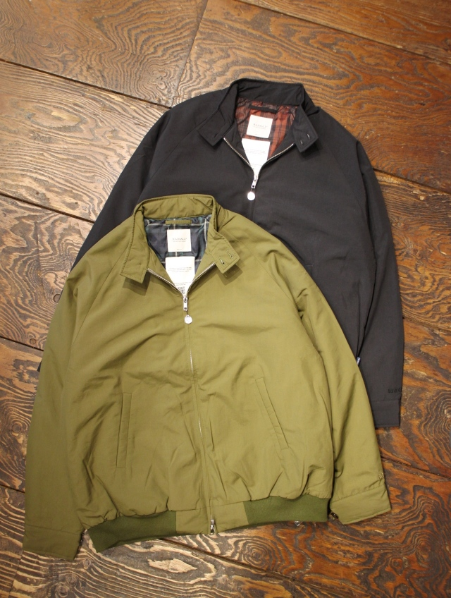 RADIALL  「RED WOOD - DOG EAR JACKET」  ドックイヤージャケット
