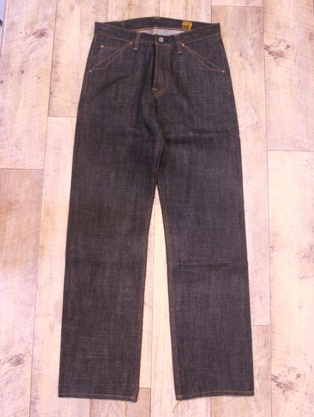 TROPHY CLOTHING  「15th Anniversary 1605 Standard Dirt Denim」  15周年モデル デニムパンツ