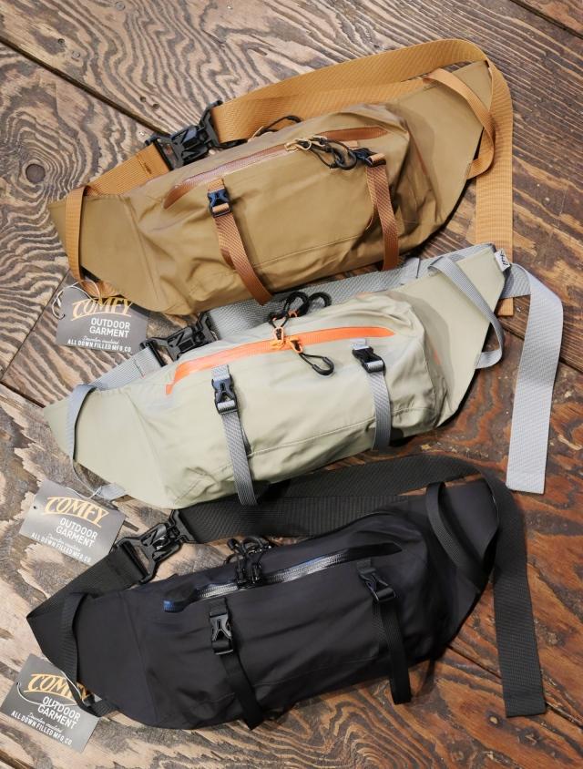 COMFY OUTDOOR GARMENT   「CMF NEW WAIST BAG」 ウエストバッグ