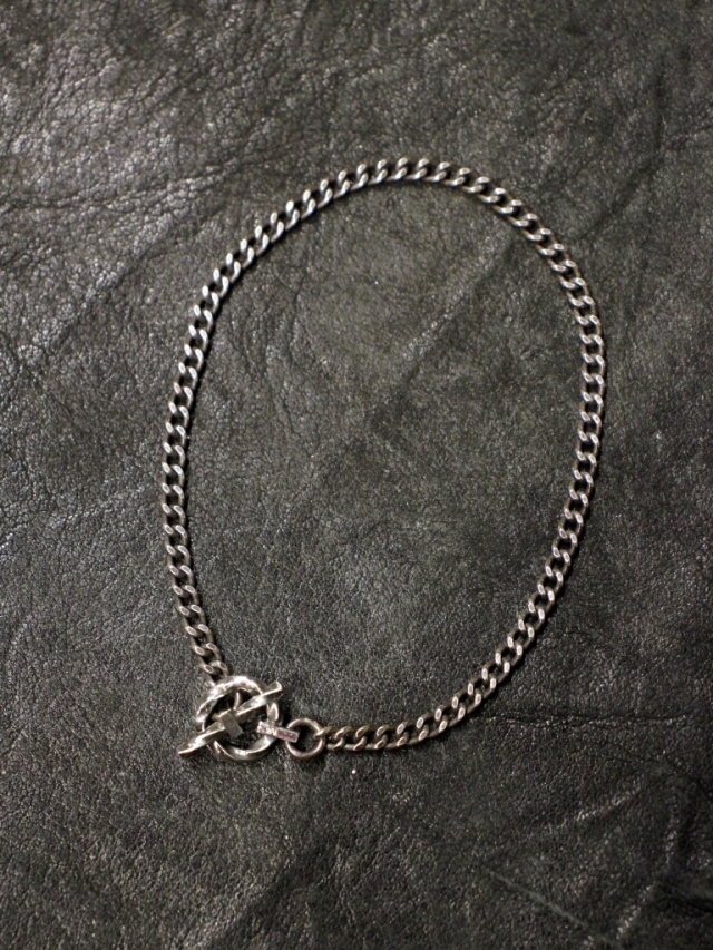 RADIALL  「MONTE CALRO - BRACELET (SILVER) 」  喜平チェーンブレスレット
