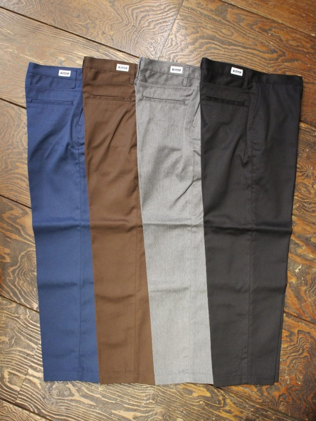 RADIALL   「CONQUISTA - SLIM TAPERED FIT PANTS」 スリムテーパードワークパンツ