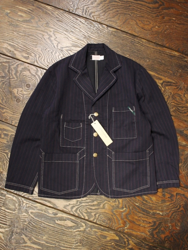 TROPHY CLOTHING  「Modern Times Jacket」  カバーオール