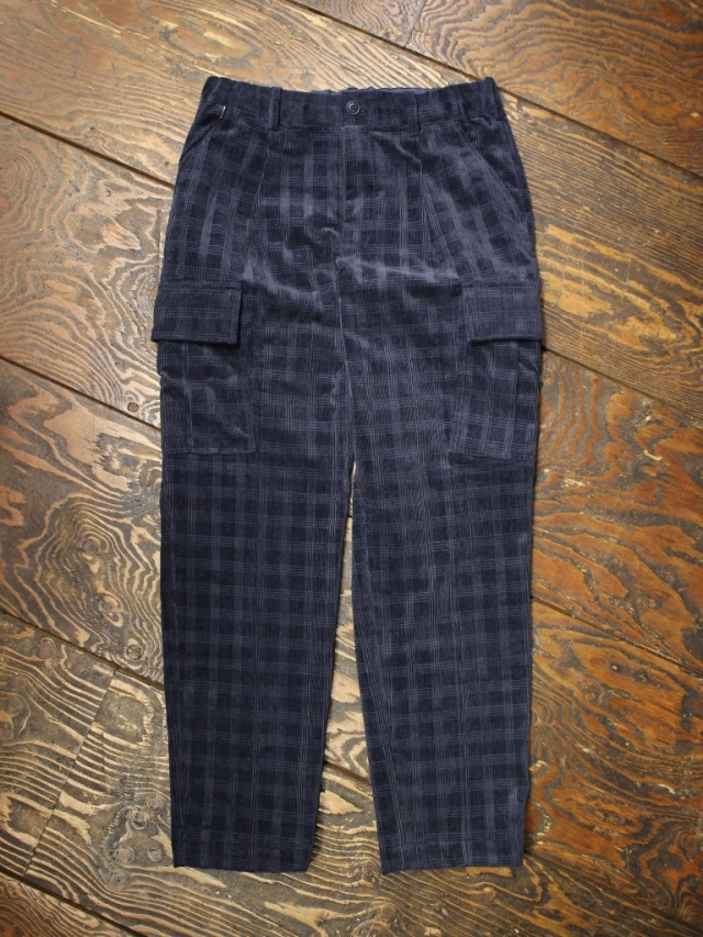 SON OF THE CHEESE  「CROSS CORD PANTS」  コーデュロイパンツ