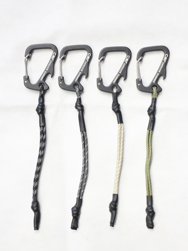 COMFY OUTDOOR GARMENT 「CARABINER」 カラビナ