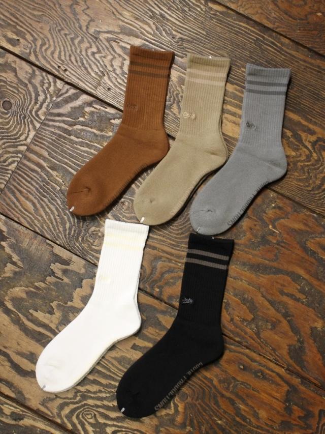 COOTIE    「Raza Socks (Line) 」 ソックス