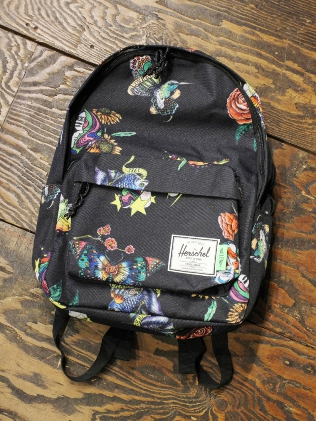 CHALLENGER × Herschel  「DAILY BACKPACK 」  バックパック