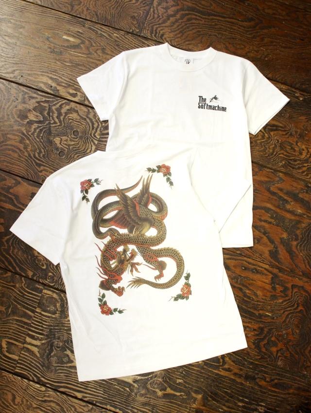 SOFTMACHINE  「BATTLE ROYALE-T」 プリントティーシャツ