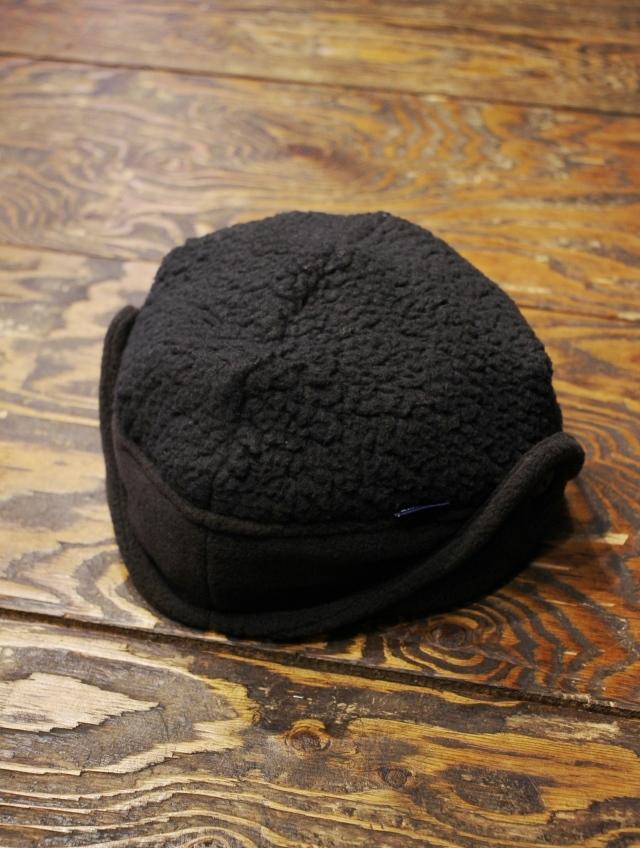 RADIALL   「SMOKEY CAMPER - FLEECE CAP」  フリース ワッチキャップ