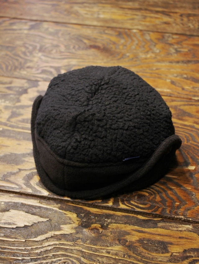 RADIALL   「SMOKEY CAMPER - FLEECE CAP」  フリース ワッチキャップ