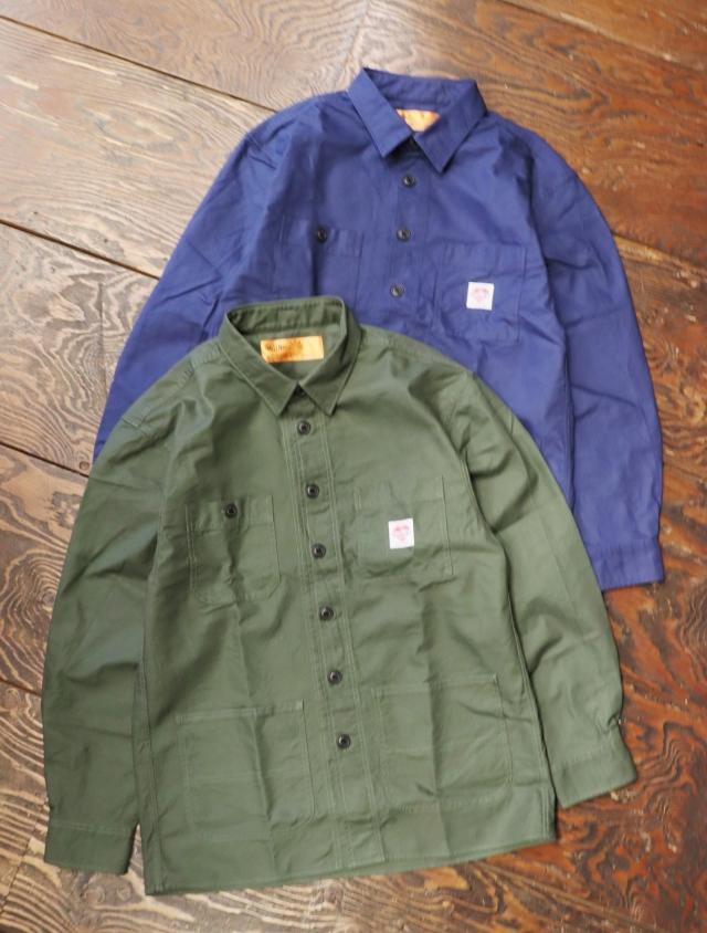 CHALLENGER  「MECHANIC WORK SHIRT」  ワークシャツ
