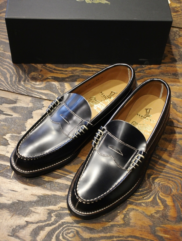 REGAL × GLAD HAND   「MEN'S COIN LOAFERS」 コインローファー