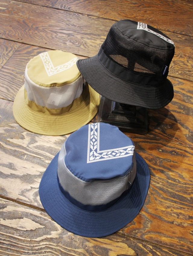 RADIALL  「BAY - BUCKET HAT」 バケットハット
