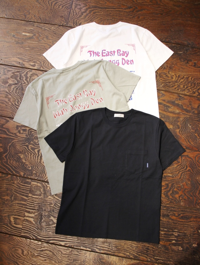 RADIALL    「OAKTOWN - CREW NECK POCKET T-SHIRT S/S」 ポケットティーシャツ