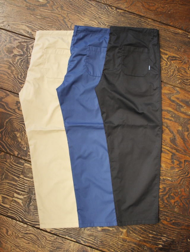 RADIALL    「HUNTINGTON - WIDE FIT EASY PANTS」 イージーパンツ