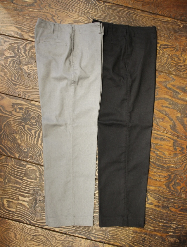 RADIALL    「MOJITO - WIDE FIT TROUSERS」 トラウザーズ