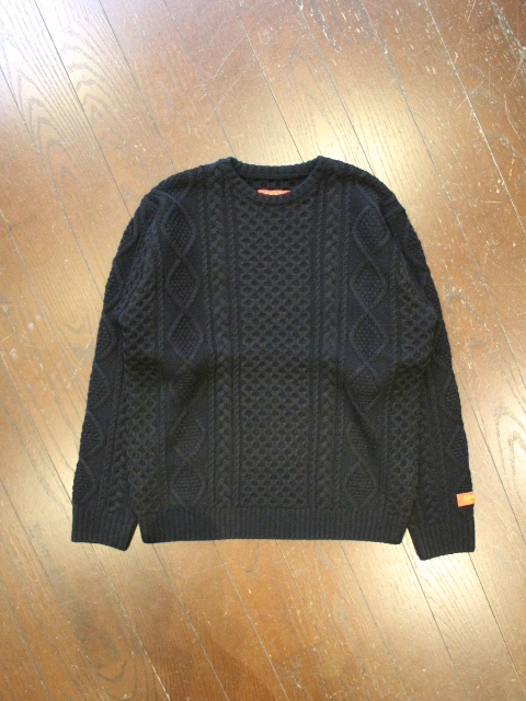 SOFTMACHINE  「TERENCE SWEATER」  クルーネックセーター
